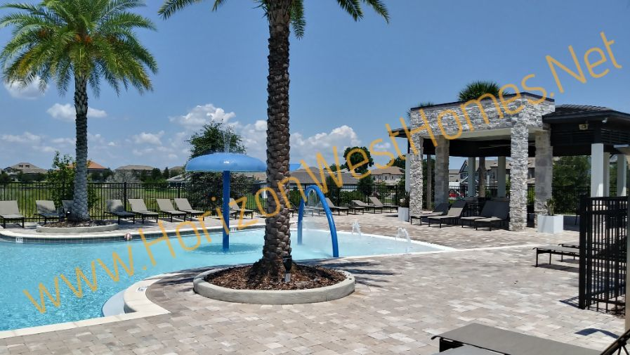 Twinwaters pool and sitting area. homes for sale. Rich Noto Realtor