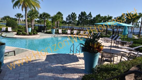 waterleigh phase 1 pool. Home for sale in winter garden florida