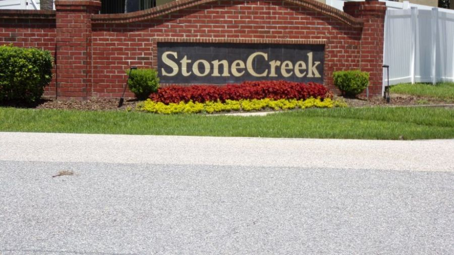 Stone Creek Homes for sale In Winter Garden Florida