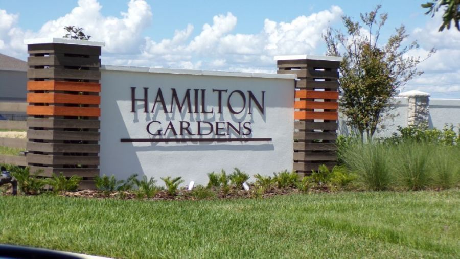 Hamilton Garden Homes For Sale in Winter Garden florida. Hamilton gardens is In Hamlin Next To Walmart off new independence parkway