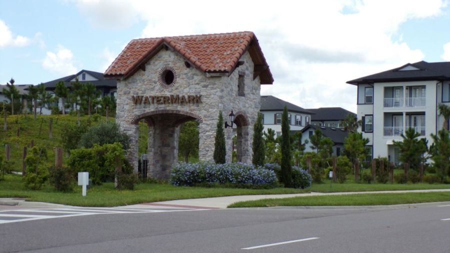 WaterMark Homes For Sale in Winter Garden