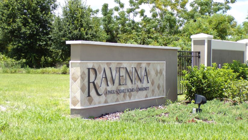 Ravenna Homes and townhomes For Sale. Winter Garden Florida.  Park Square Home Builder. real estate. Rich Noto