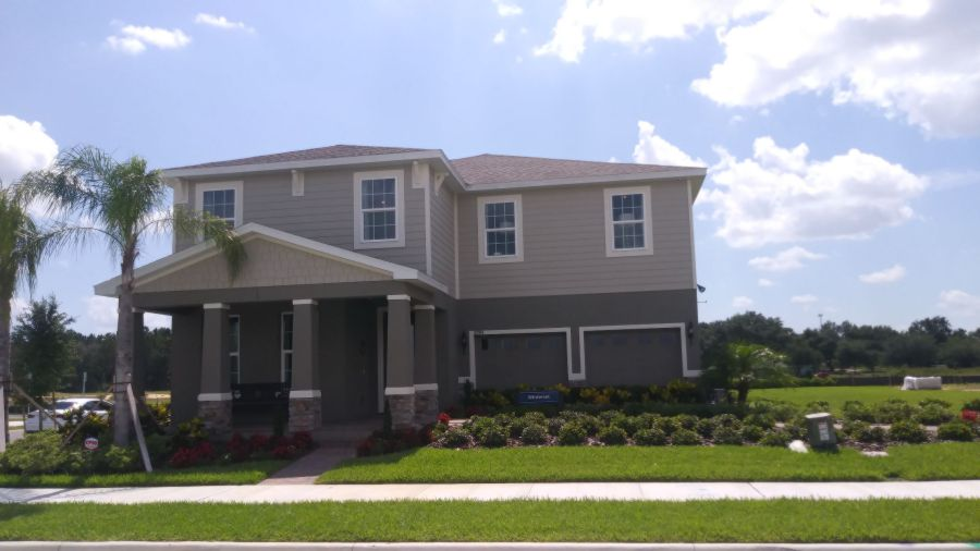 Hamilton Gardens. New homes for sale in Winter Garden. Ryan Homes New Construction. New Real estate in Hamlin.
