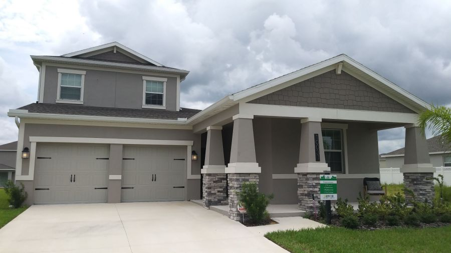 Storey Grove Winter Garden.  Model home for sale called the Simmitano.  The Simmitano is a top seller for Lennar.  It offers 4 bedrooms on the main floor and a large bonus room and bath