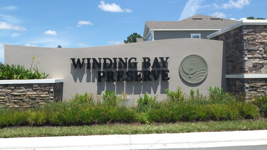Winding Bay Preserve in Winter Garden Florida. New Homes and Townhomes for sale by Home Builder K Hovnanian. Rich Noto Real Estate