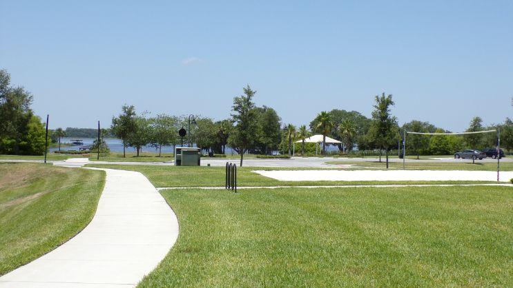 Hickory Hammock Winter Garden Florida Lake