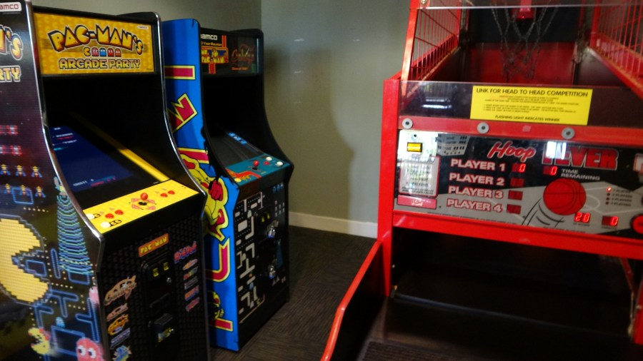 Windsor Hills Game Room