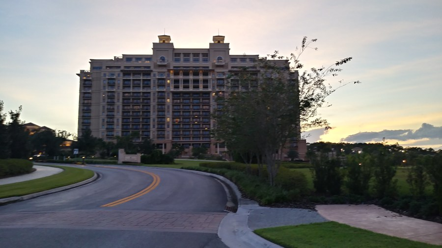Four Seasons Resort at Walt Disney World in Golden Oak