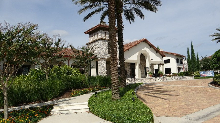 Watermark Clubhouse Winter Garden Meritage Homes For Sale