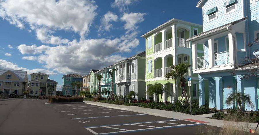 Margaritaville Resort Phase 2 Cottages Homes. Many Colors to Choose from. Investment Property. Parking Shown