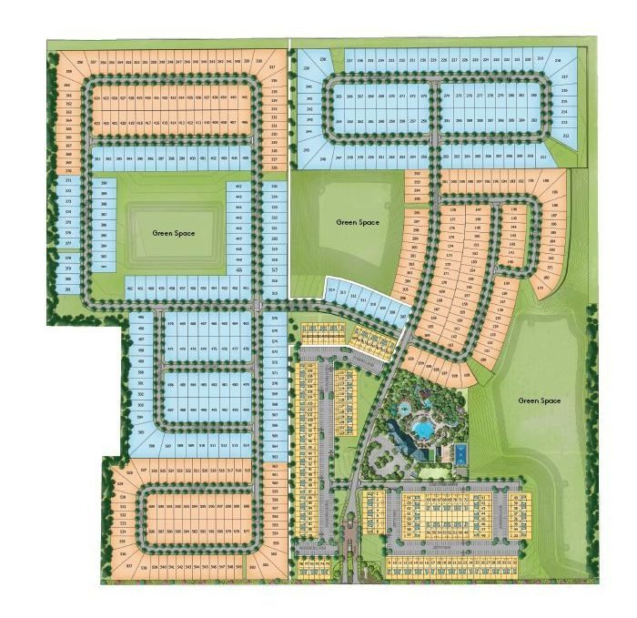 Windsor Island Resort In Kissimmee. Homes for sale from Pulte. Site Map
