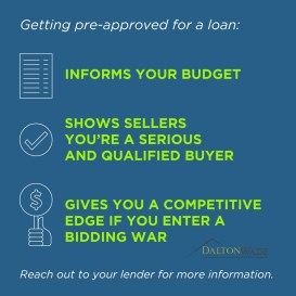 Mortage Pre approval for home buyers is a top step