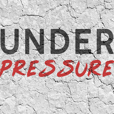 Under Pressure – Wintergreen Ledges Church of God