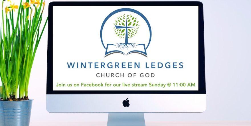 Facebook live stream Sunday 11 AM