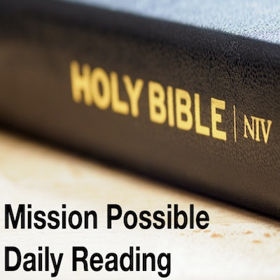 Mission Possible Daily Reading
