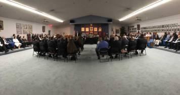 Chris Chag's Memorial Service