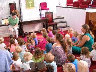 Preschool Chapel