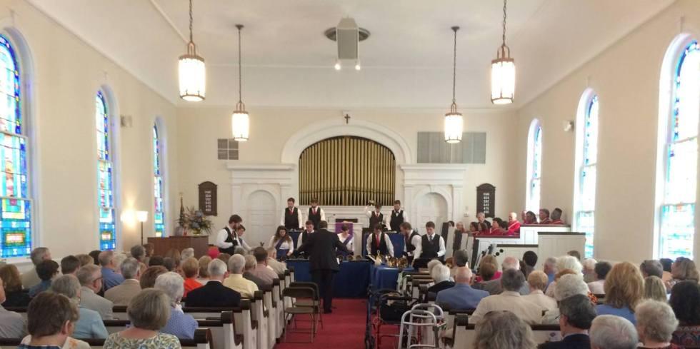 Bell Choir Crop