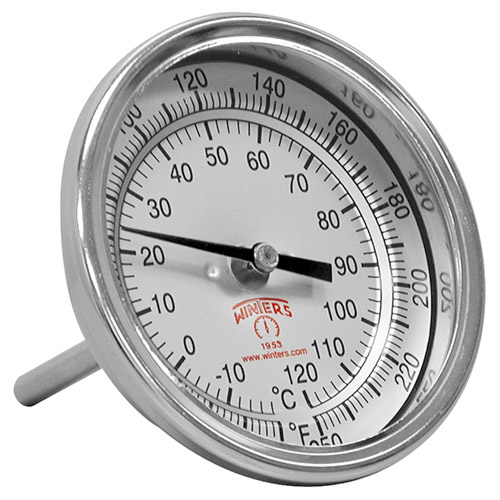 Bi Metal Stem Thermometers