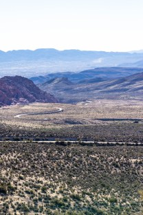 1006 To Vegas from Red Rock Canyon