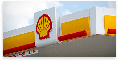 shell fuel distributor Fairfield TX