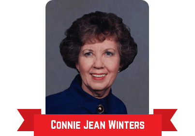 Connie Jean Winters Oil Lubricants Distributor Founder