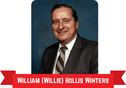 William Willie Hollis Winters Oil Fuel Distributor Founder