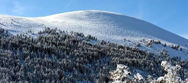 Wintersport Spanje