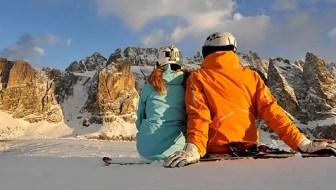 TUI WIntersport Italië en Dolomiti Superski