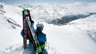 Sneeuwzekere wintersport in het Stubaital