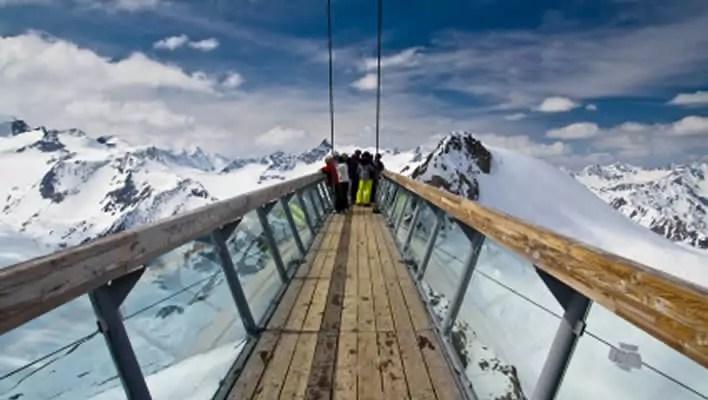 Sneeuwzekere wintersport in Sölden