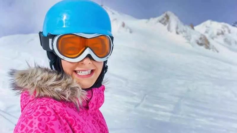 Wintersport met tieners in Oostenrijk