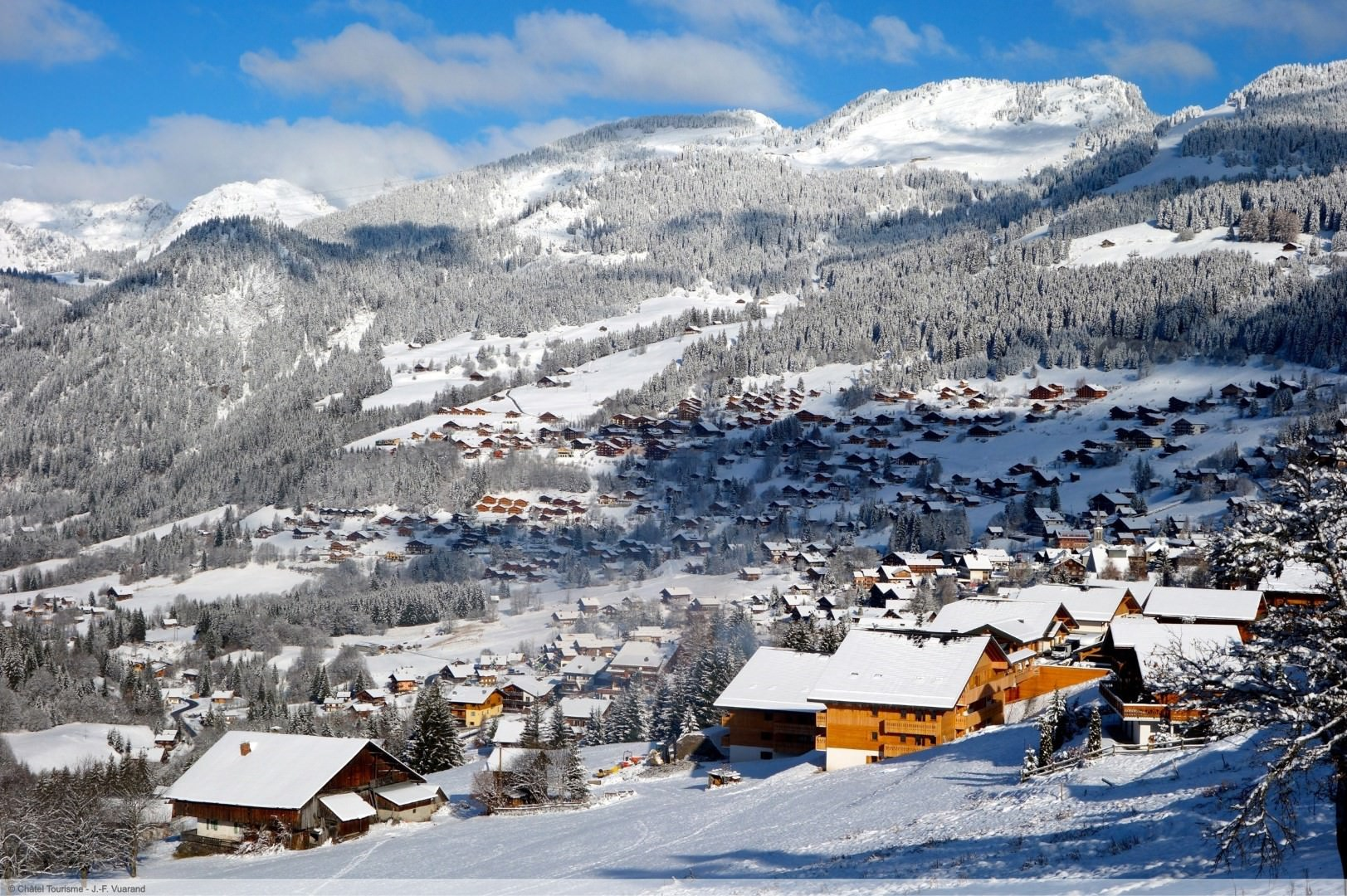 wintersport en aanbiedingen in Châtel