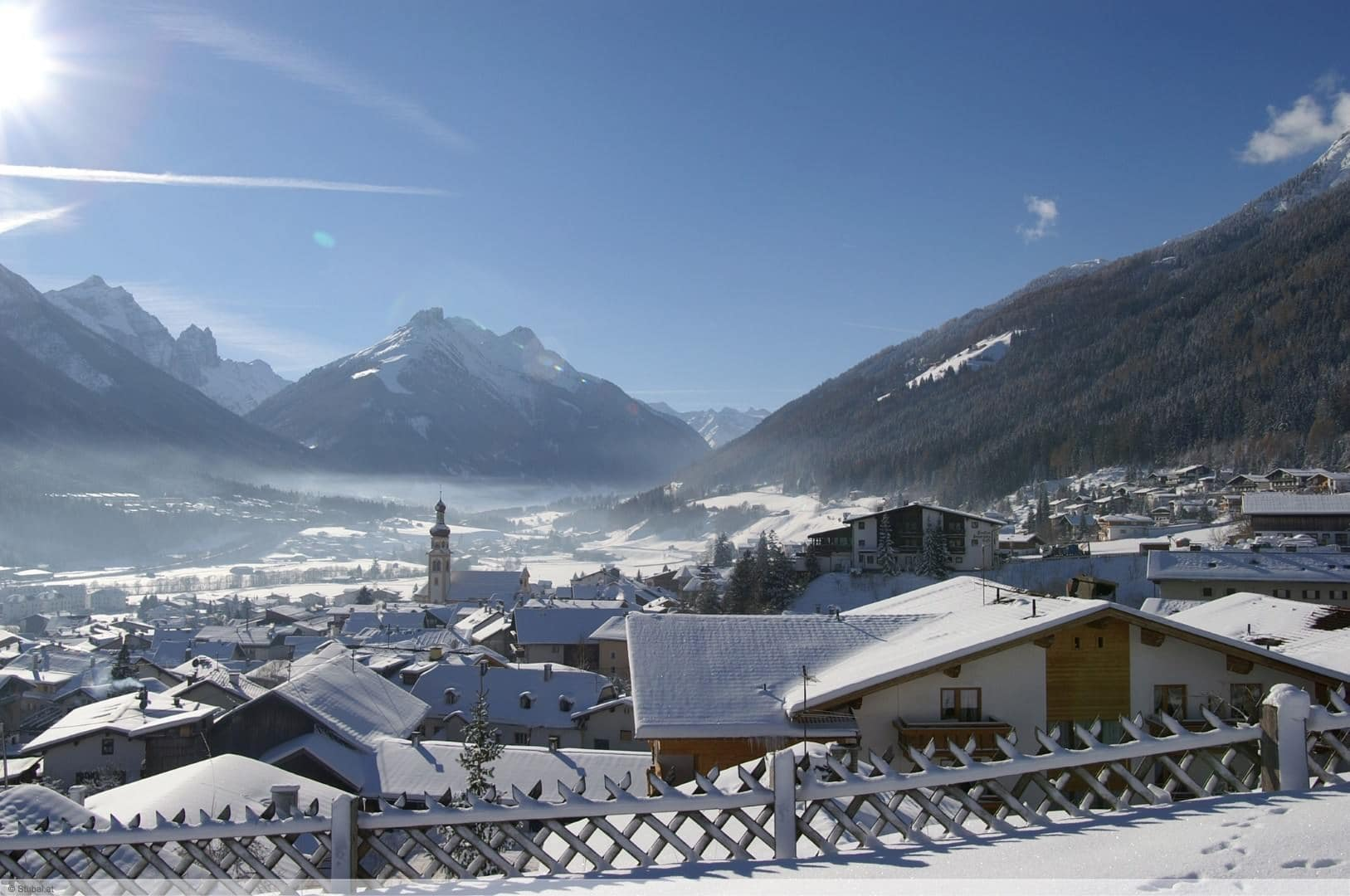 wintersport en aanbiedingen in Fulpmes