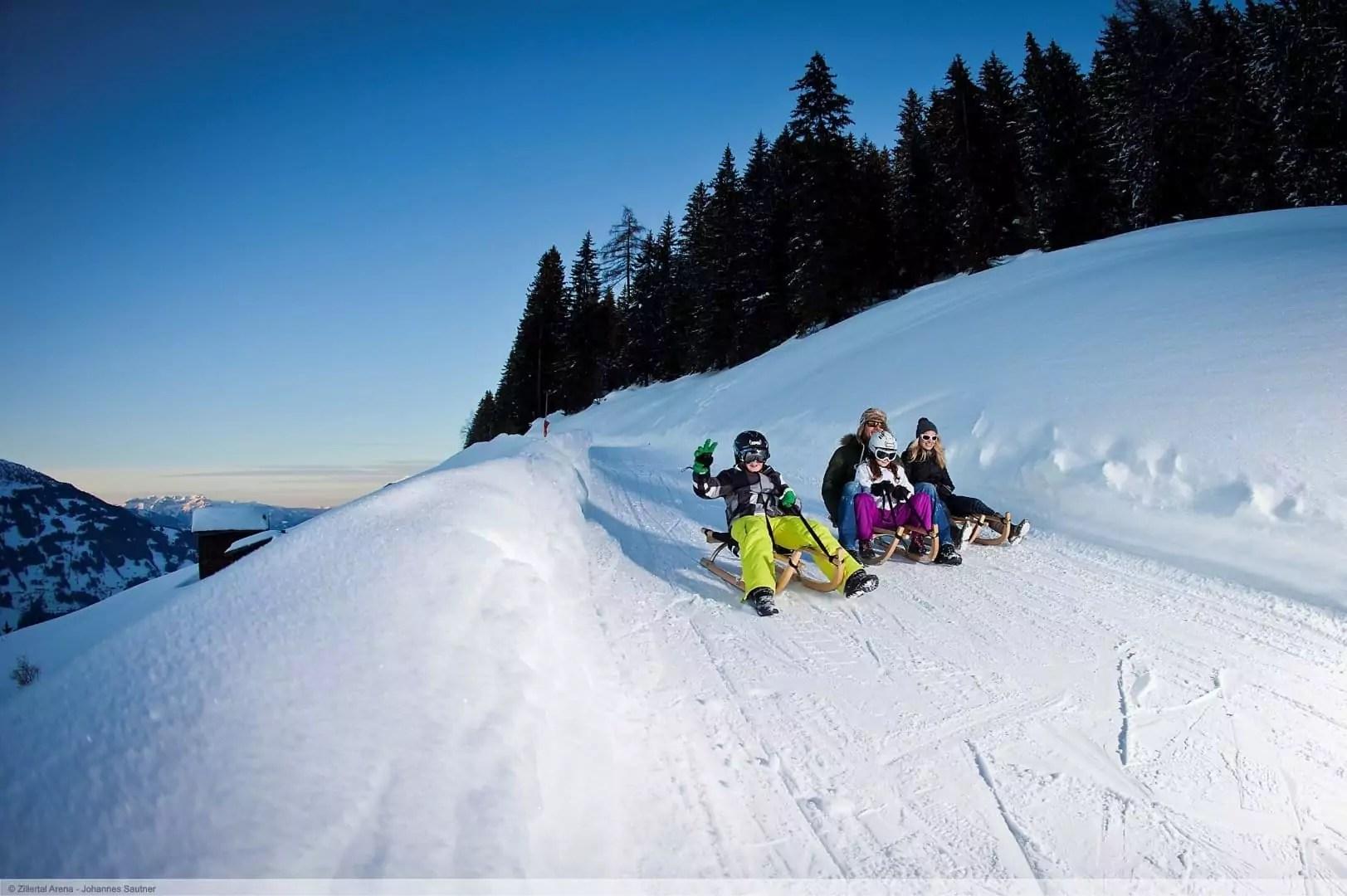 après-ski in Gerlos