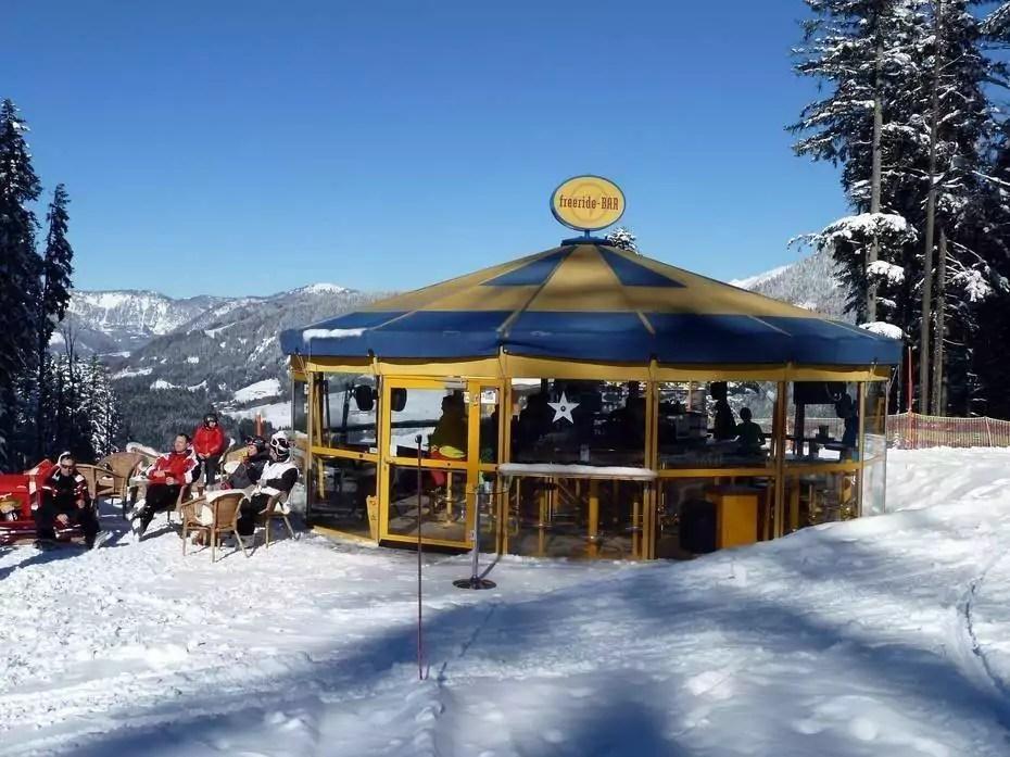 après-ski in Golling