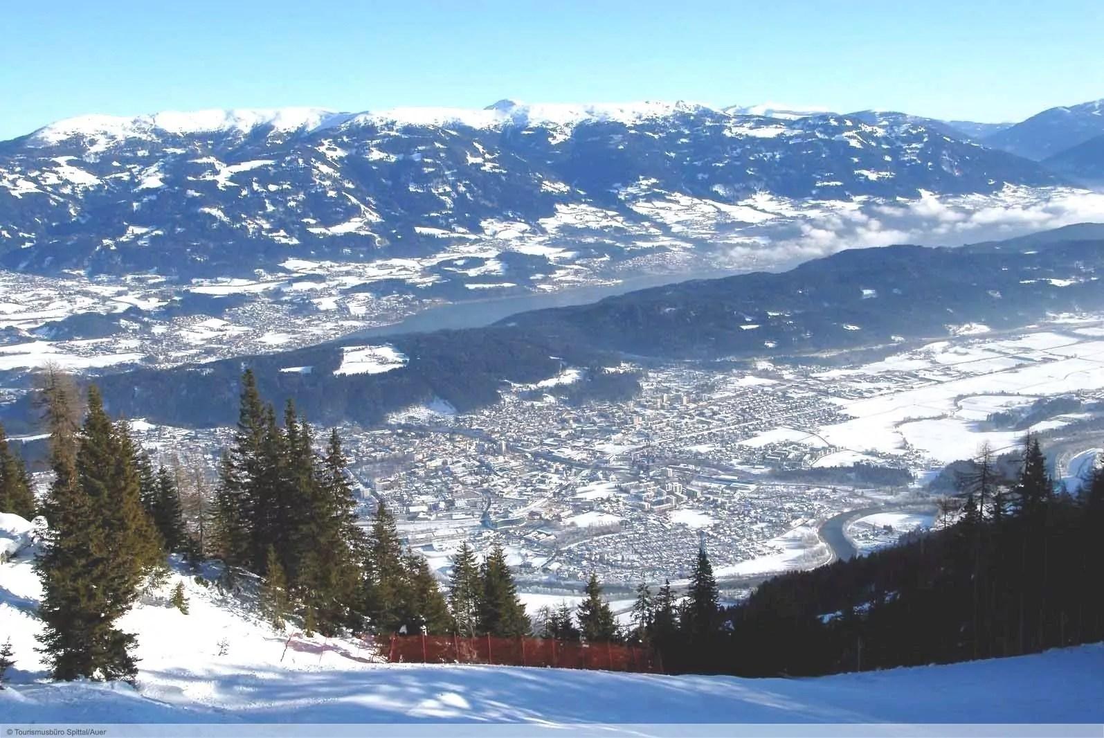 wintersport en aanbiedingen in Spittal an der Drau
