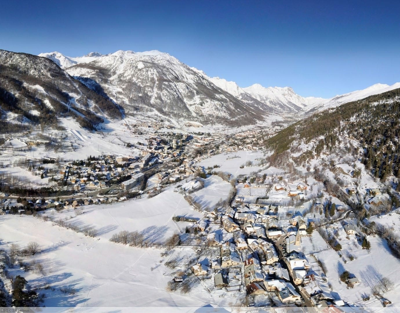 wintersport en aanbiedingen in Serre Chevalier