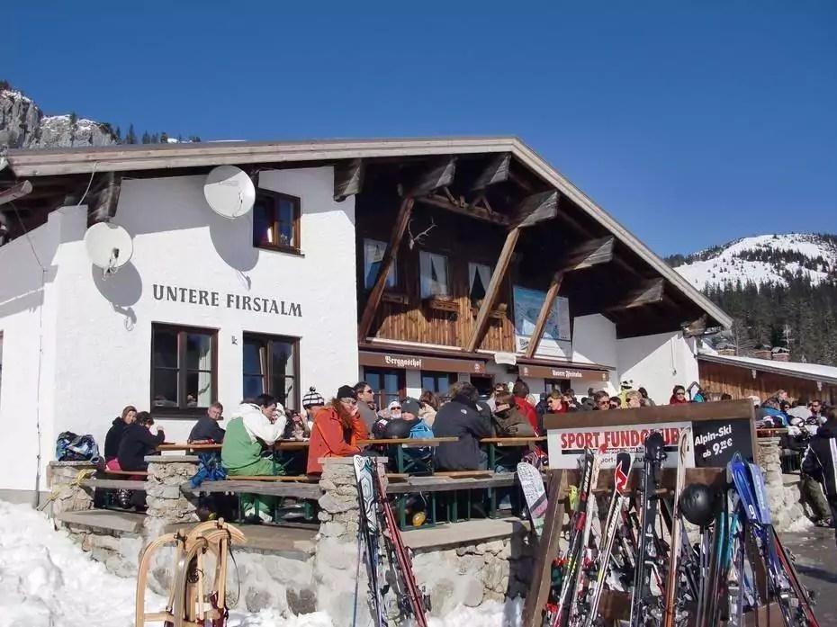 après-ski in Miesbach