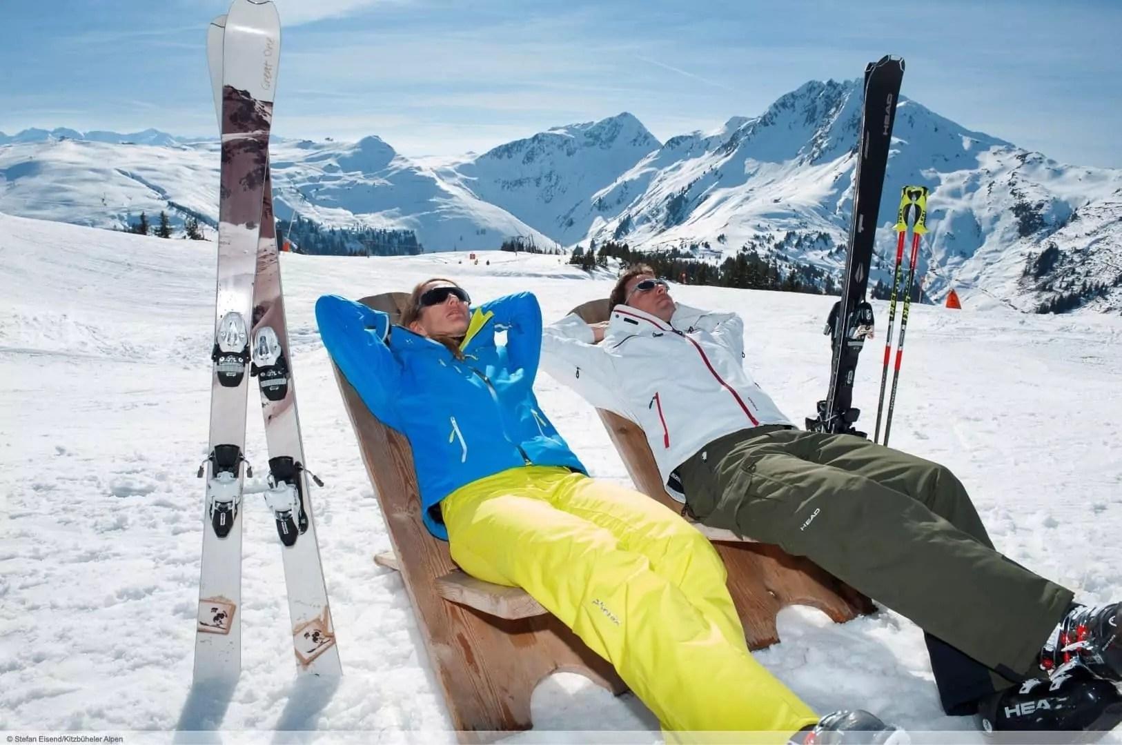 après-ski in Kirchberg