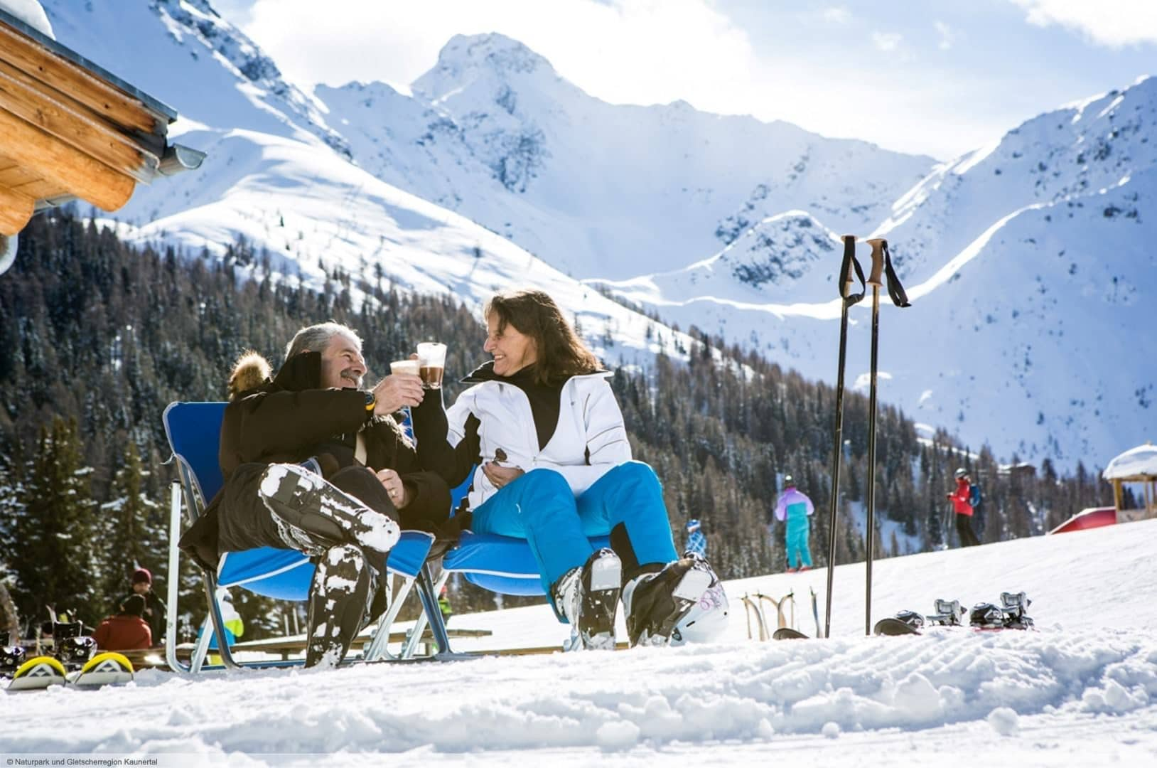 après-ski in Fendels