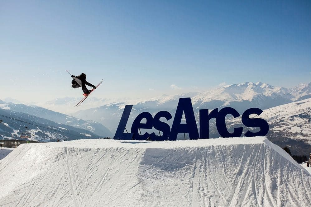 wintersport en aanbiedingen in Les Arcs