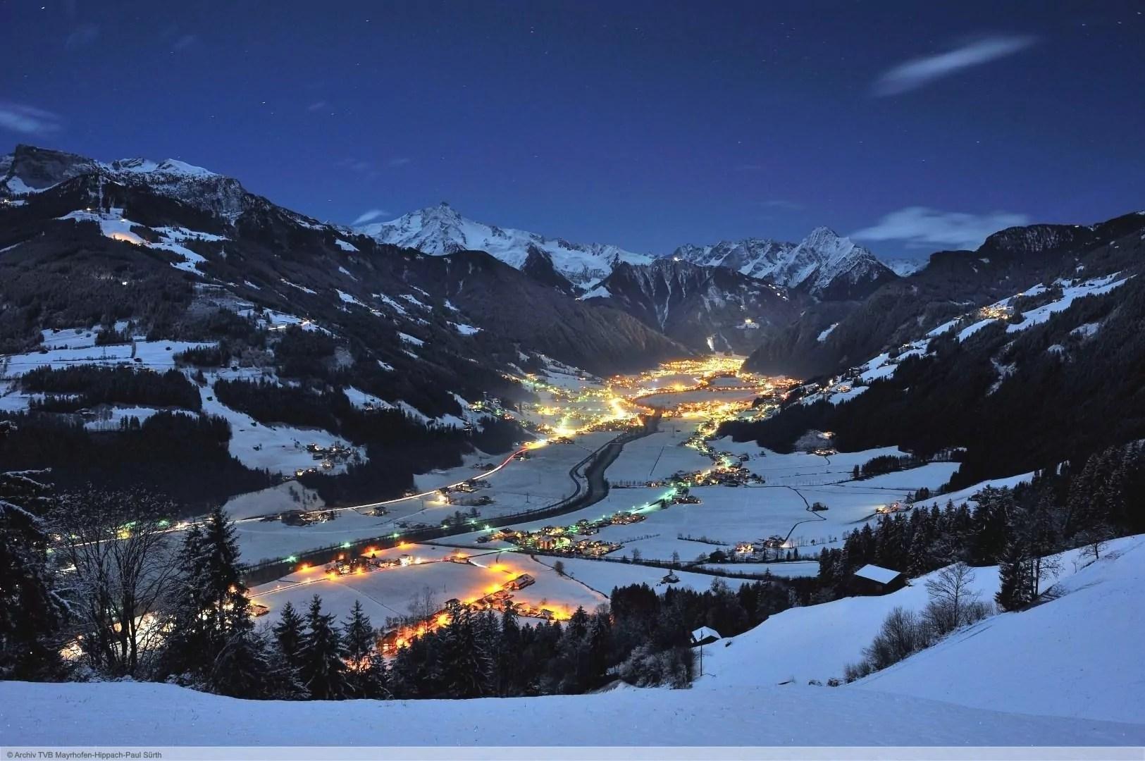 wintersport en aanbiedingen in Hippach - Schwendau - Ramsau