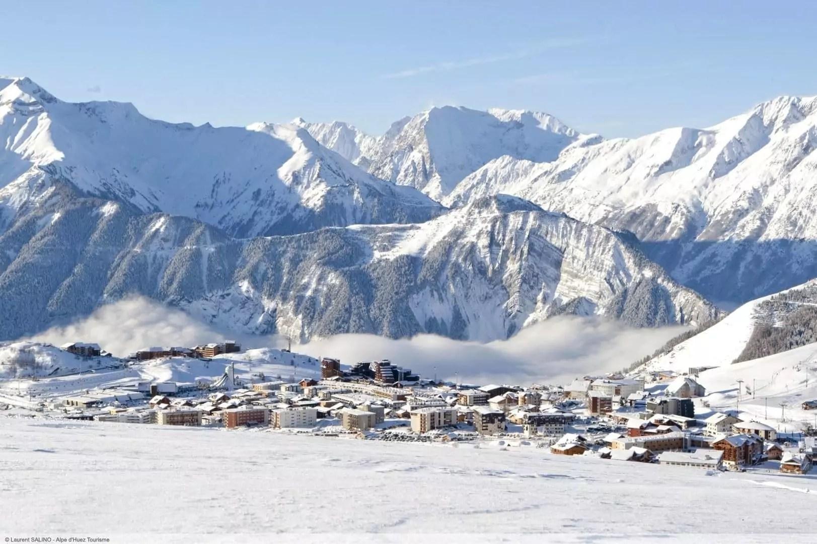 wintersport en aanbiedingen in Alpe d'Huez