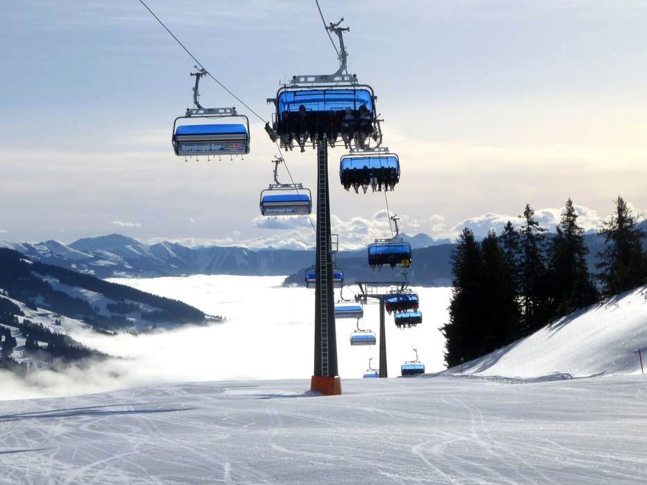 wintersport en aanbiedingen in Fieberbrunn