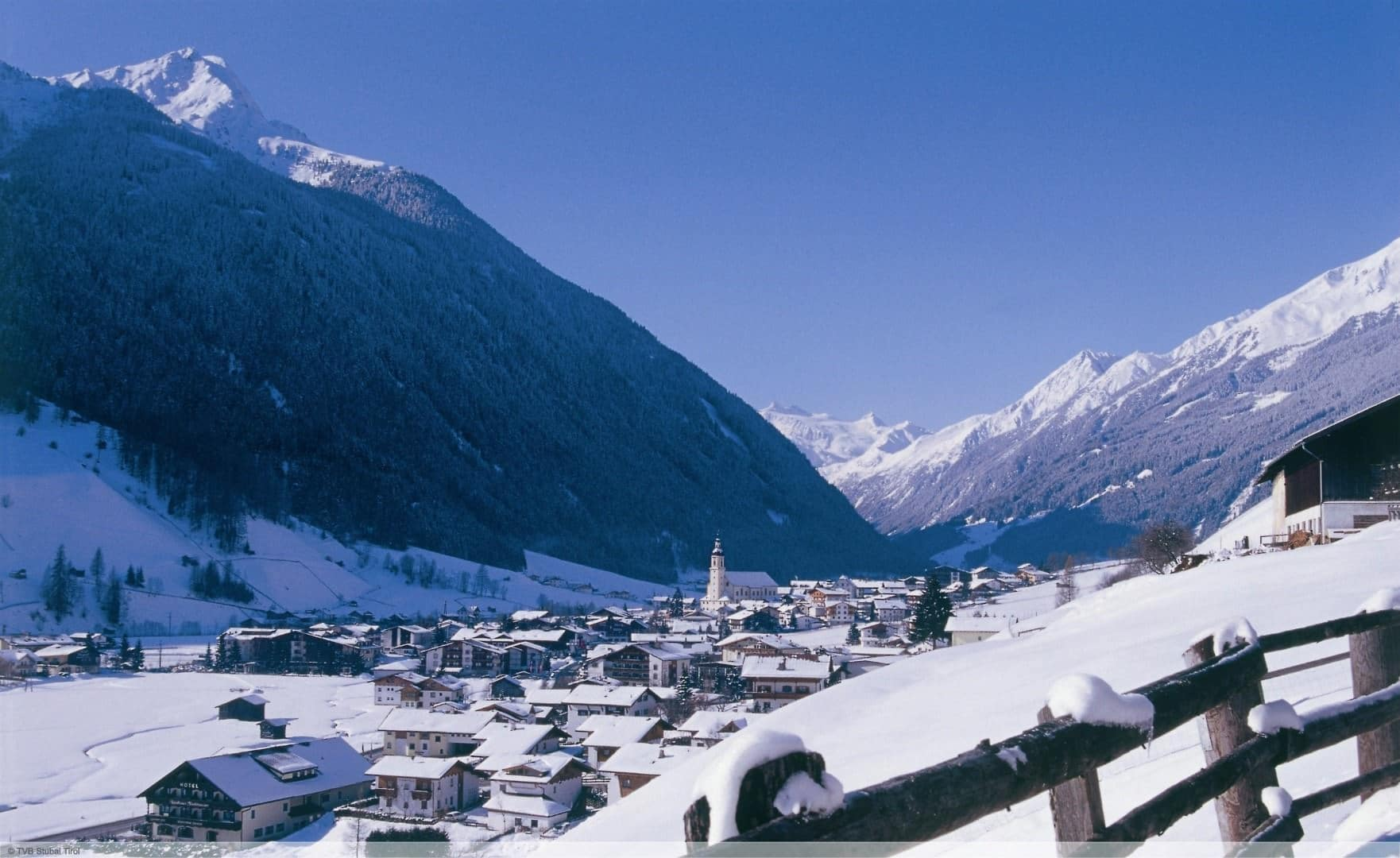 wintersport en aanbiedingen in Neustift