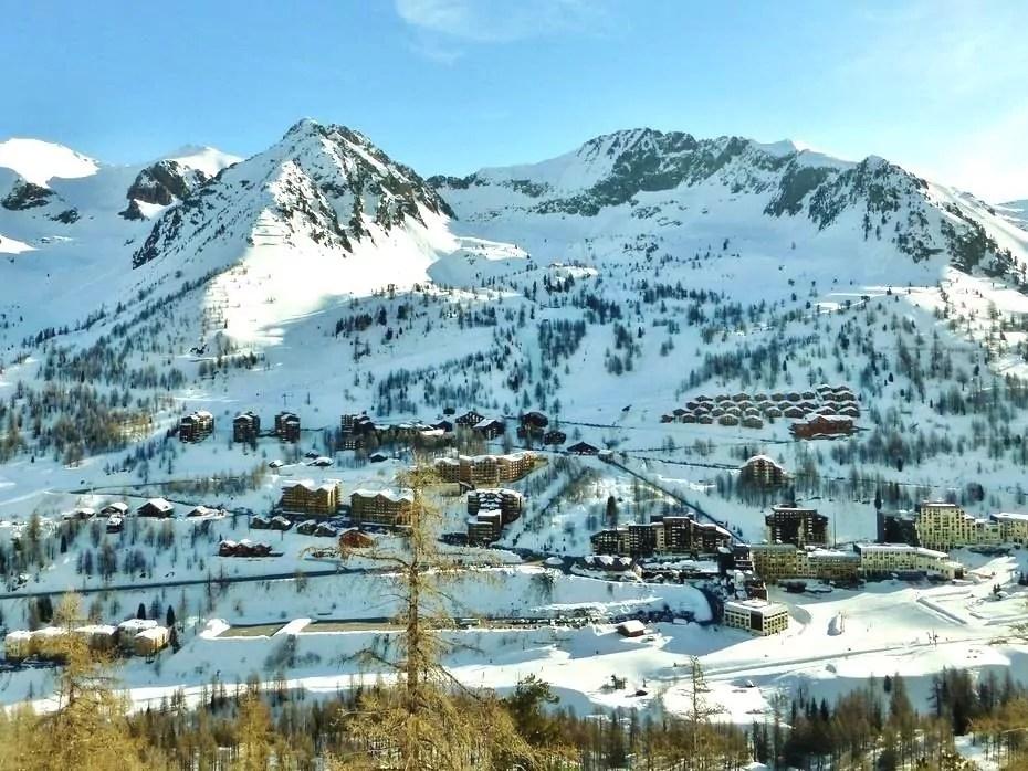 wintersport en aanbiedingen in Isola 2000
