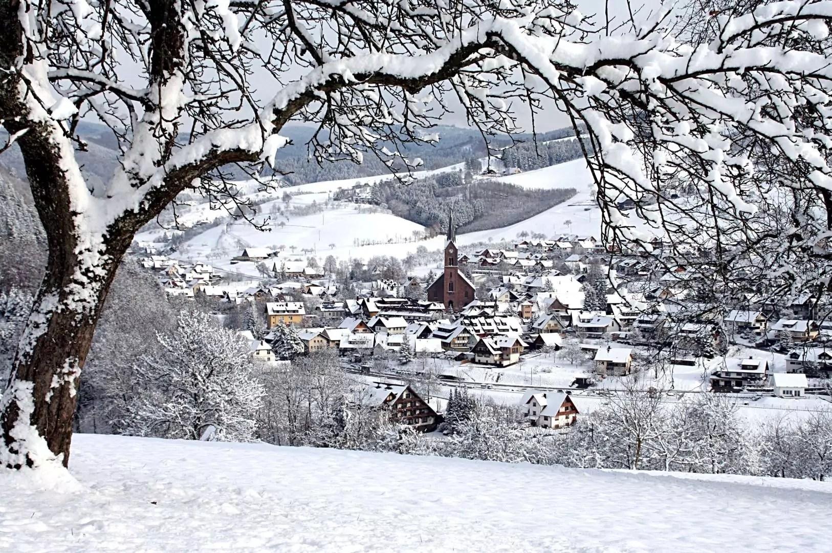 wintersport en aanbiedingen in Oberharmersbach