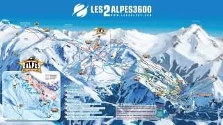 après-ski in Les 2 Alpes