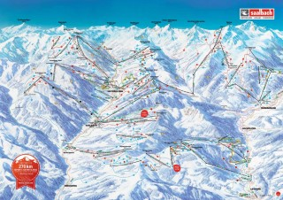 après-ski in Hinterglemm